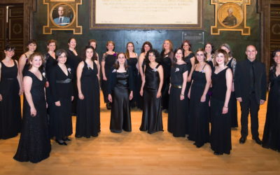 Concert to benefit the Mary Ward Foundation in the Church of Pilar in Madrid
