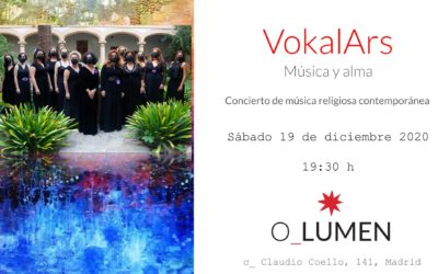 VokalArs Concert - Music and Soul