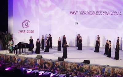Concert in the 66th International Habaneras and Polyphony Contest of Torrevieja